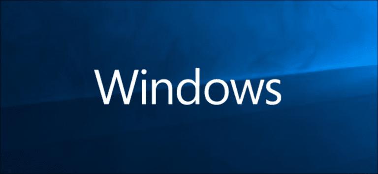 Cómo cambiar la ubicación de la carpeta de descarga de la actualización de Windows 10