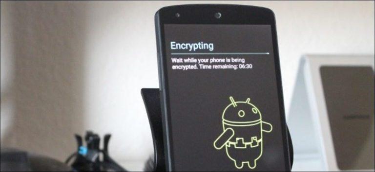 Cómo cifrar su teléfono Android (y por qué es posible que lo desee)