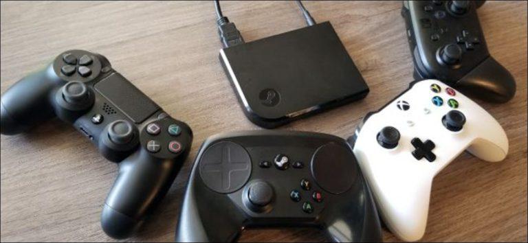 Cómo conectar cualquier controlador de juegos de consola a una PC con Windows o Mac
