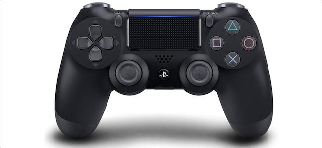 Controlador de doble choque PS4