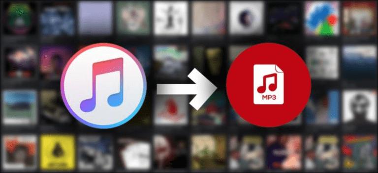 Cómo convertir canciones de iTunes a MP3