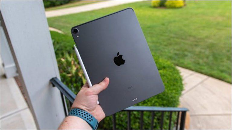 Cómo desactivar un iPad Pro