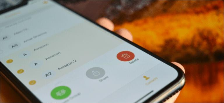 Cómo eliminar varios contactos a la vez en iPhone