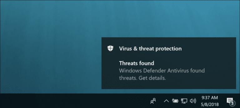 Cómo eliminar virus y malware de su PC con Windows