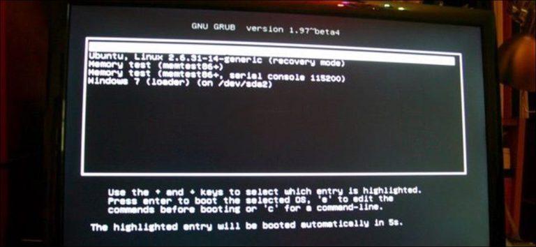 Cómo hacer un arranque dual de Linux en tu PC
