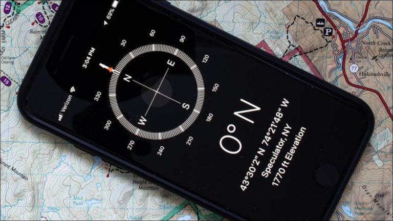 Cómo medir la altitud en tu iPhone