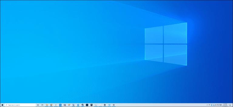 Cómo ocultar o mostrar todos los iconos del escritorio en Windows