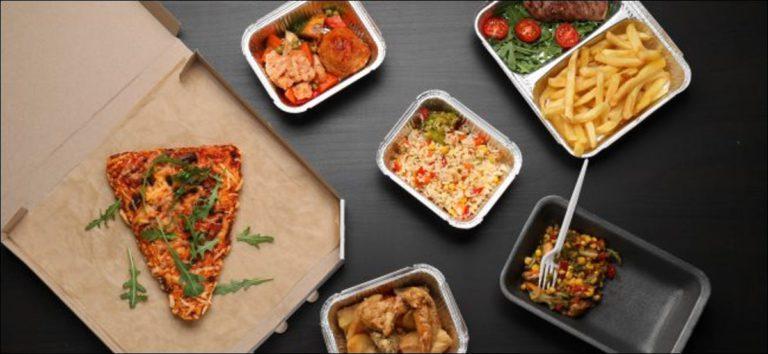 Cómo pedir comida a domicilio en un restaurante en línea