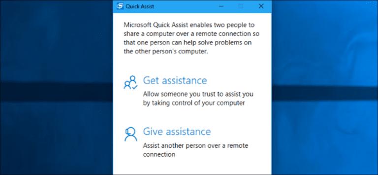 Cómo solucionar problemas de forma remota en la PC con Windows de un amigo sin software adicional