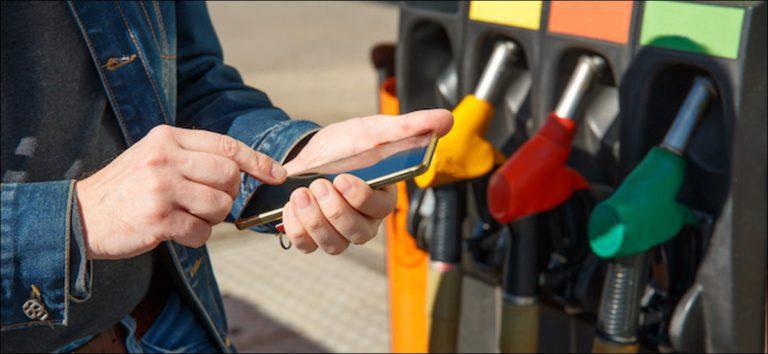 Cómo usar su teléfono para pagar gasolina