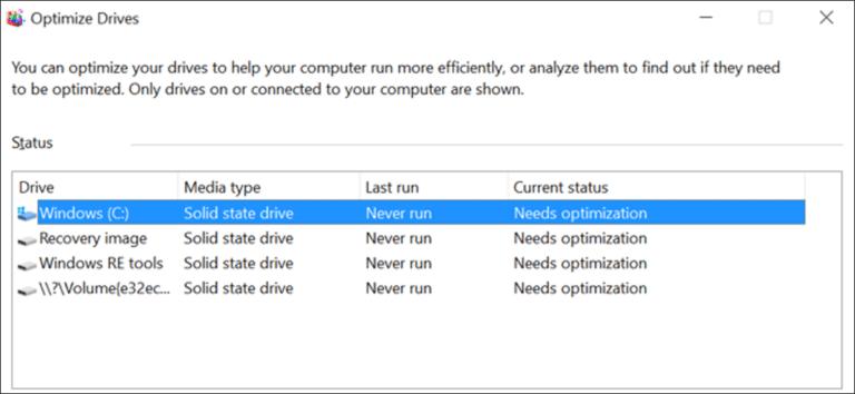Cómo verificar si TRIM está habilitado para su SSD (y habilitarlo si no lo está)