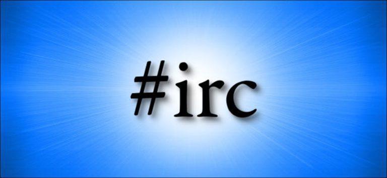 Por qué 2020 es un buen momento para volver a visitar el IRC